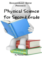 Physical Science for Second Grade (Second Grade Science Lesson, Activities, Discussion Questions and Quizzes)