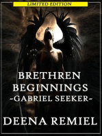 Brethren Beginnings ~ Gabriel Seeker