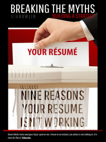 Nine Reasons Why Your Resume Isn't Working