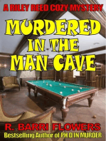 Murdered in the Man Cave (A Riley Reed Cozy Mystery)