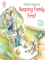A Kid's Guide to Keeping Family First