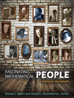 Fascinating Mathematical People