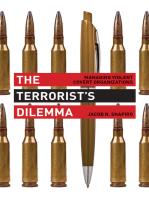 The Terrorist's Dilemma
