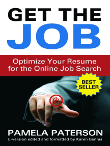 Get the Job: Optimize Your Resume for the Online Job Search