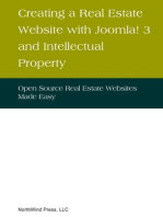 Creating a Real Estate Website with Joomla! 3 and Intellectual Property