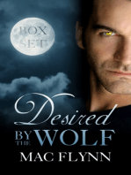 Desired By the Wolf Box Set (BBW Werewolf Shifter Romance)