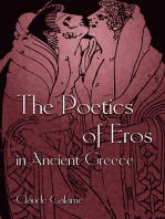 The Poetics of Eros in Ancient Greece