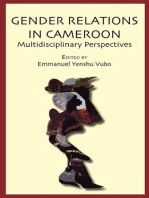 Gender Relations in Cameroon: Multidisciplinary Perspectives