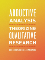 Abductive Analysis