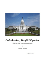 Code Breaker; The § 83 Equation