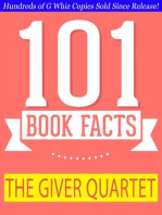 The Giver Quartet - 101 Amazing Facts You Didn't Know (GWhizBooks.com)