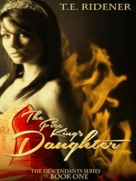 The Fire King's Daughter