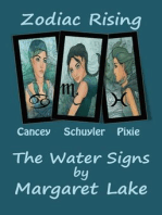 Zodiac Rising - The Water Signs