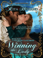 Winning the Lady (Book 4 of the Red River Valley Brides)