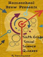 Sixth Grade Social Science Quizzes