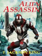 Alien Assassin (Assassin Series, #2)