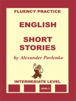 English, Short Stories, Intermediate Level