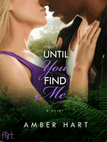 Until You Find Me by Amber Hart (Chapter One and Two Excerpt)
