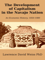 The Development of Capitalism in The Navajo Nation