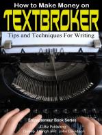 How to Make Money on Textbroker