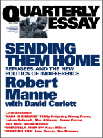 Quarterly Essay 13 Sending Them Home