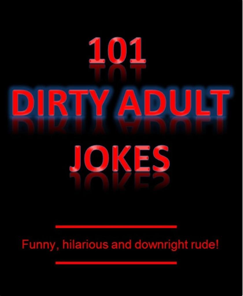 Crude Sex Jokes 23