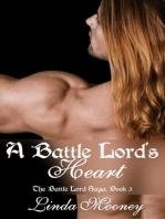 A Battle Lord's Heart (The Battle Lord Saga, #3)