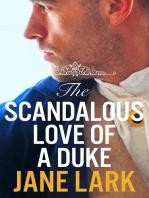 The Scandalous Love of a Duke