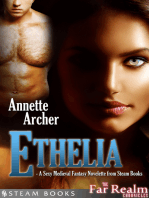 Ethelia - A Sexy Medieval Fantasy Novelette from Steam Books