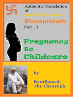 Authentic Translation of Ayurvedic Scripture Bhavaprakash Part 1