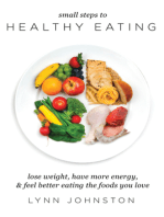 Small Steps to Healthy Eating