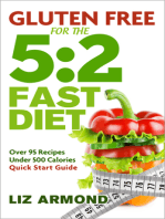 Gluten Free for the 5:2 Fast Diet