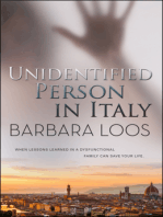 Unidentified Person In Italy