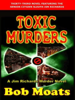 Toxic Murders (Jim Richards Murder Novels, #33)