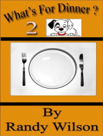 What's For Dinner? 2