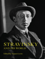Stravinsky and His World