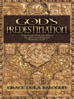 God's Predestination -
