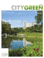 Biodiversity in the Urban Landscape, Citygreen Issue 4