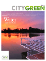 Water & the City, Citygreen Issue 5