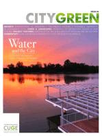 Water & the City, Citygreen Issue 5