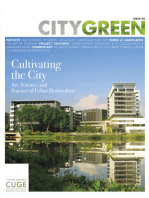 Cultivating the City, Citygreen Issue 8
