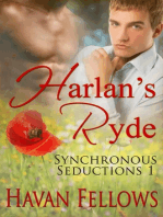 Harlan's Ryde (Synchronous Seduction bk 1)