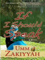 If I Should Speak