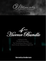 Ultimate Haunts 4 Book Horror Bundle