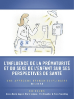 L'influence de la prématurité et du sexe de l'enfant sur ses perspectives de santé