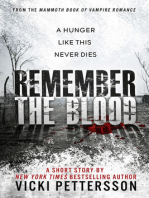Remember The Blood