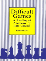 Difficult Games