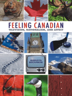 Feeling Canadian: Television, Nationalism, and Affect