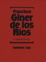 Francisco Giner de los Rios