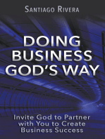 Doing Business God's Way